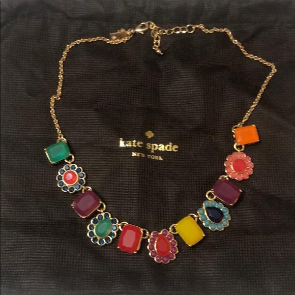 Kate Spade Multicolor Necklace